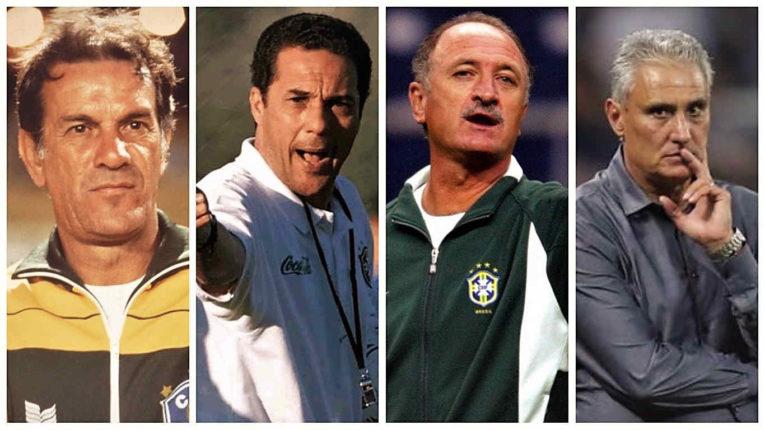 Enquete – Qual o maior técnico brasileiro dos últimos tempos  Telê ... 12bb0421cc493