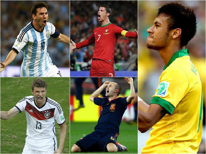Veja quais seleções estarão na Copa do Mundo de 2018 segundo a estatística 389ef1518cd28