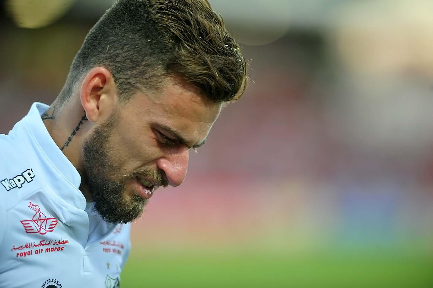 Nem Barcelona, nem Real Madrid. E Lucas Lima sentiu o golpe – No Ângulo