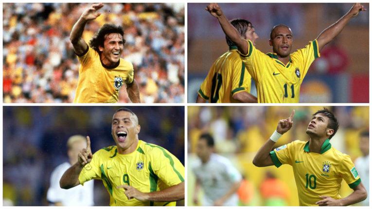 5bcbb9f62a Enquete – Qual o maior jogador brasileiro pós-Pelé  Zico