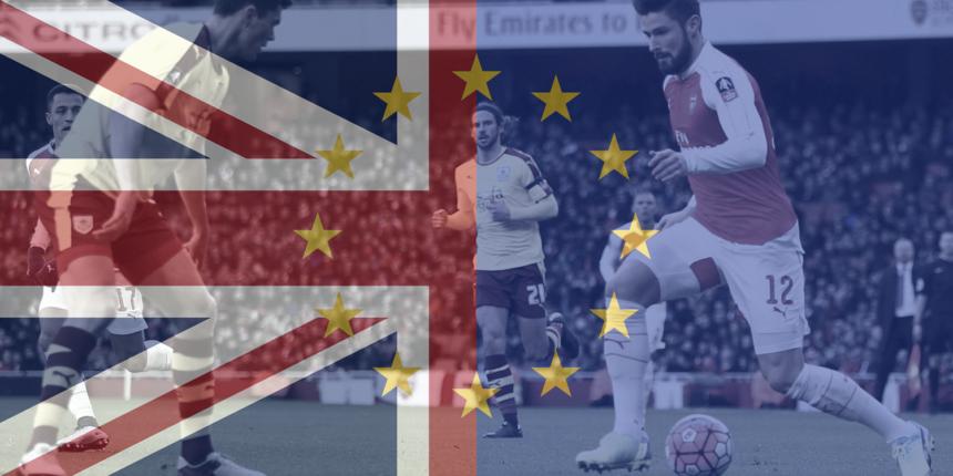 Link permanente para: As novas regras da transferência de atletas para a Inglaterra