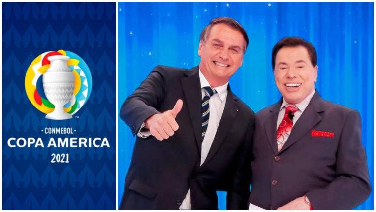 Link permanente para: Copa América no Brasil: O presidente e O eleitor