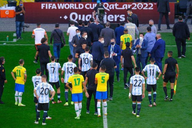 Link permanente para: O maior dos pecados no imbróglio da Anvisa no jogo Brasil x Argentina