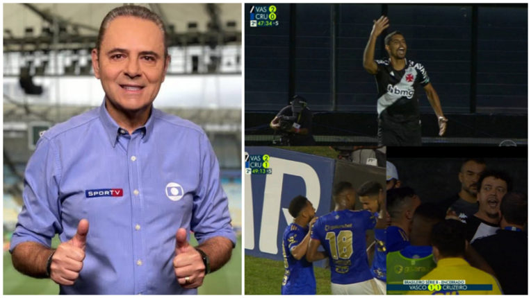 Link permanente para: Lei de Murphy e a trapalhada anunciada da Globo no Vasco x Cruzeiro
